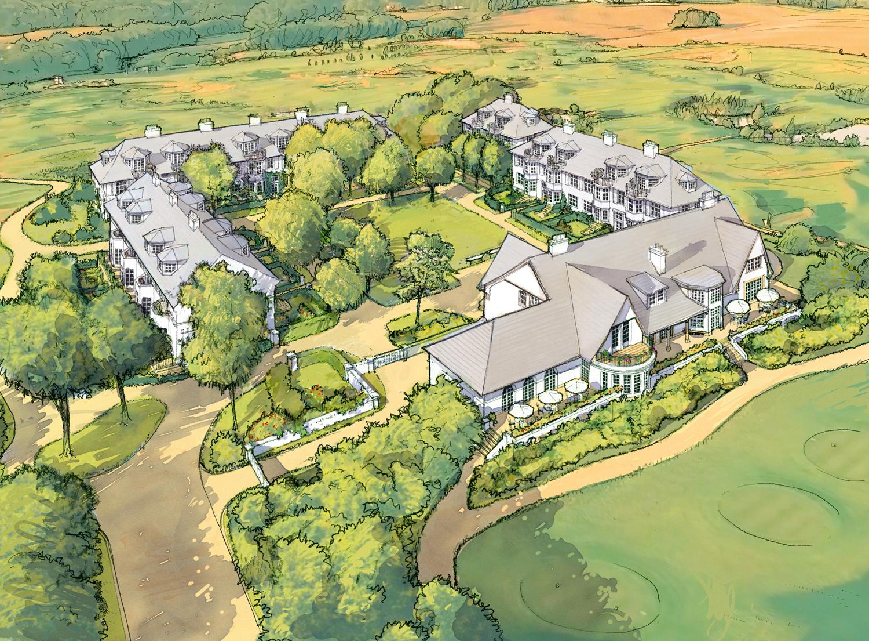 Adlo Golf & Country Club Wittenbeck - Exklusiv: Adlon Golf & Country Club - Wittenbeck