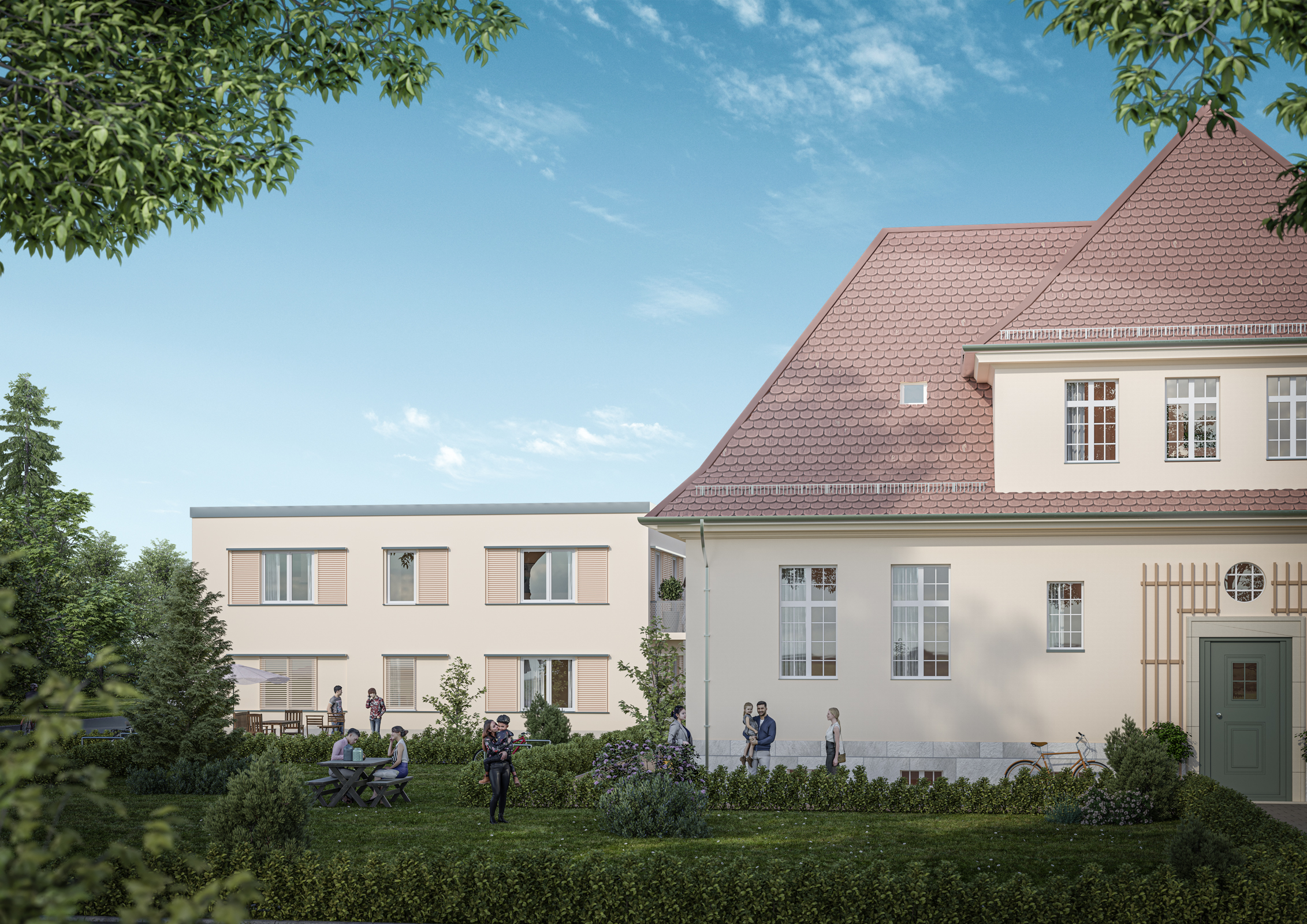 - Wohnungen im Ludwig Hoffmann Quartier - Berlin
