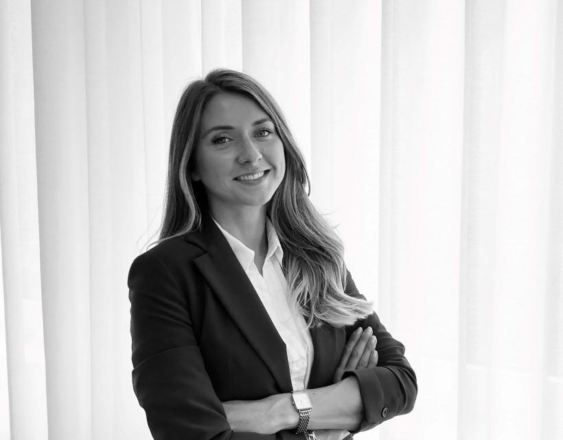 Frau Marzena Domanska - Berliner Sparkasse Immobilien